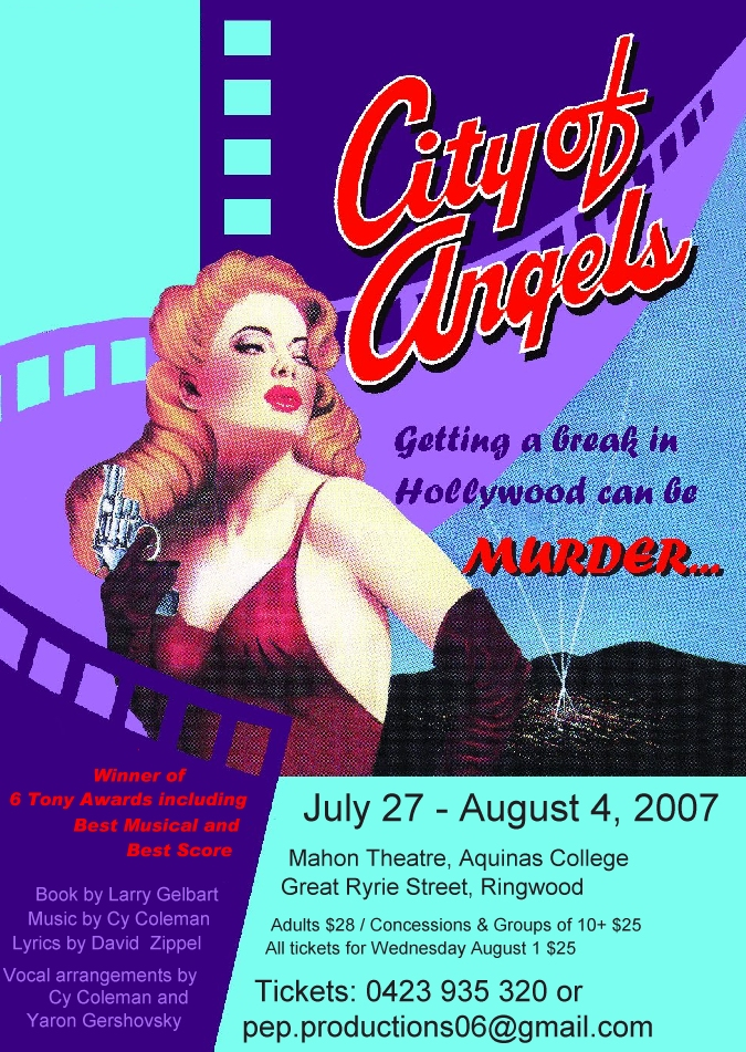 City of Angels Flyer